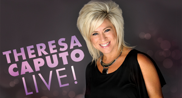 Theresa Caputo-at-the-Westbury-Music-Fair