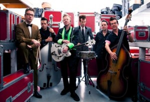 Brian Setzer Orchestra-at-the-Westbury-Music-Fair