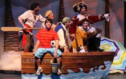 How I Became A Pirate at Westbury Music Fair