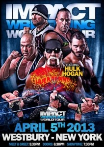 TNA Wrestling at the Westbury Music Fair