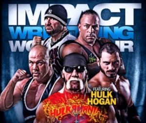 TNA Wrestling at Westbury Music Fair