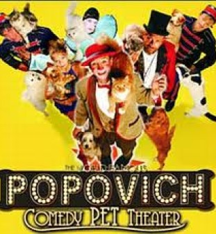 Popovich Comedy Pet Theatre Nycb Theatre At Westbury