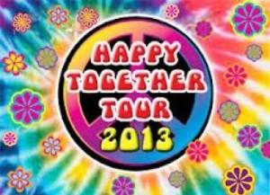 Happy Together Tour at the Westbury Music Fair