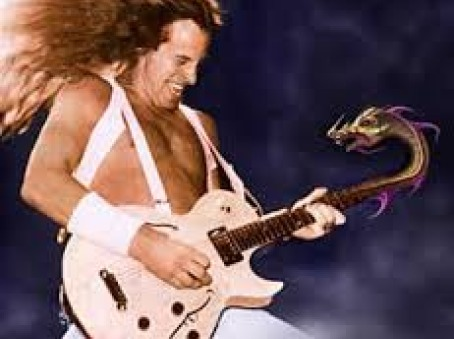 Ted Nugent at the Westbury Music Fair