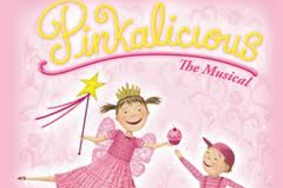 Pinkalicious at the Westbury Music Fair