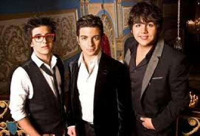 IL Volo at the Westbury Music Fair