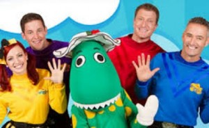 The Wiggles at the Westbury Music Fair
