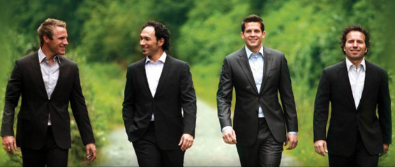 The Tenors Valentine's Special at NYCB Theatre at Westbury