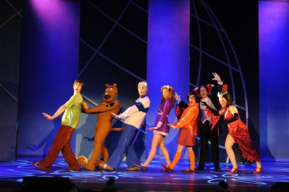 Scooby Doo Live! at NYCB Theatre  at NYCB Theatre at Westbury