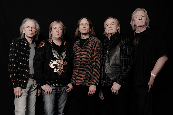 An Evening with YES at NYCB Theatre at Westbury