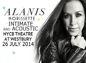 Alanis Morissette at NYCB Theatre at Westbury