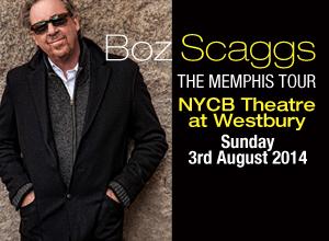 Boz Scaggs at NYCB Theatre at Westbury
