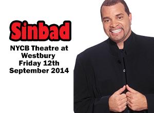 Sinbad at NYCB Theatre at Westbury