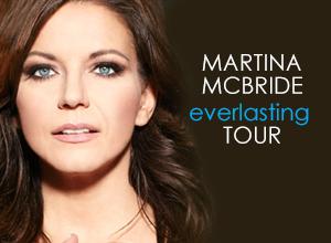 "Martina McBride ""Everlasting"" Tour at NYCB Theatre at Westbury"