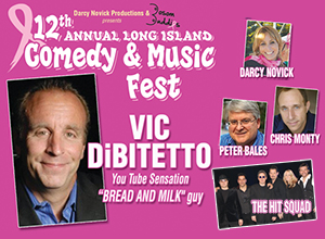 Long Island Comedy & Music Festival at NYCB Theatre at Westbury