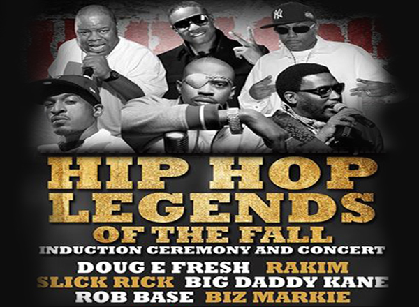 Hip Hop Legends of The Fall - Hall Of Fame Jam at NYCB Theatre at Westbury