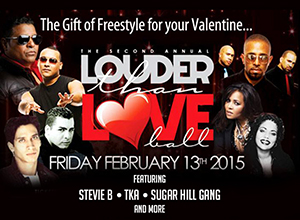 Louder Than Love Valentines Ball at NYCB Theatre at Westbury