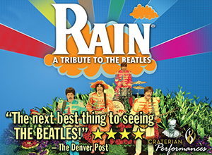 Rain - A Tribute to The Beatles at NYCB Theatre at Westbury