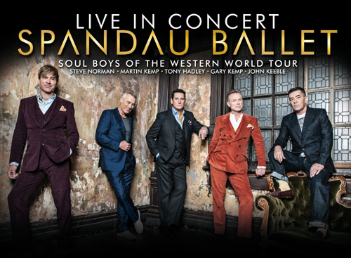Spandau Ballet: Soul Boys of the Western World Tour.  at NYCB Theatre at Westbury