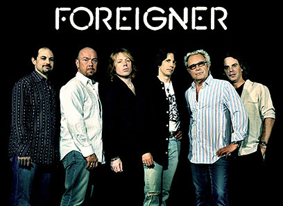 Foreigner at NYCB Theatre at Westbury