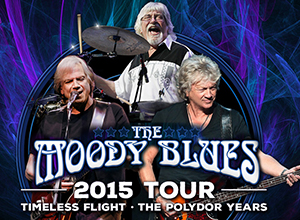 """Moody Blues' """"Timeless Flight"""" tour at NYCB Theatre at Westbury"""