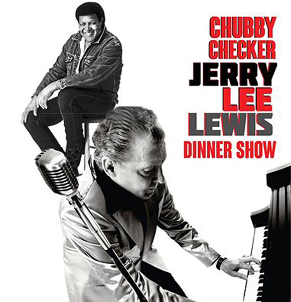 Jerry Lee Lewis & Chubby Checker at NYCB Theatre at Westbury