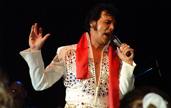 The Elvis Tribute Artist Spectacular at NYCB Theatre at Westbury