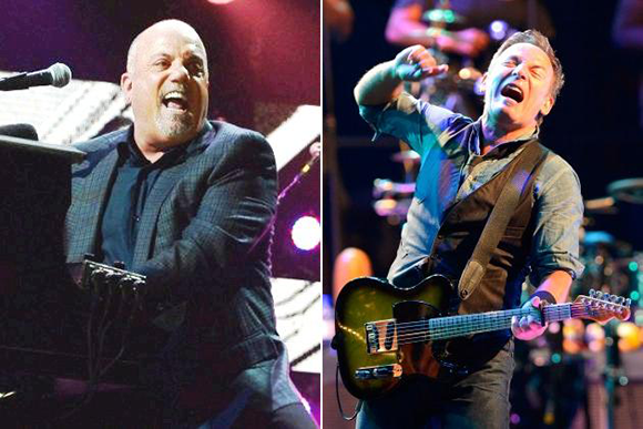 Billy Meets The Boss - A Tribue to Billy Joel and Bruce Springsteen at NYCB Theatre at Westbury
