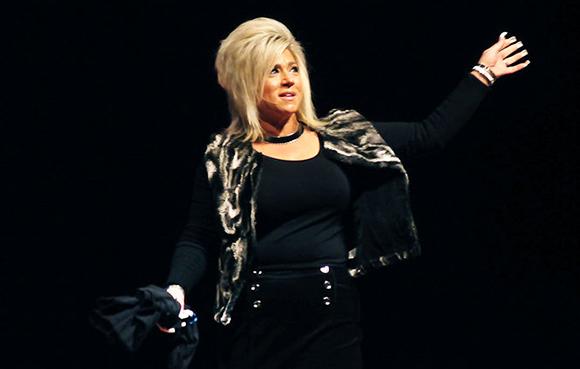 Theresa Caputo at NYCB Theatre at Westbury