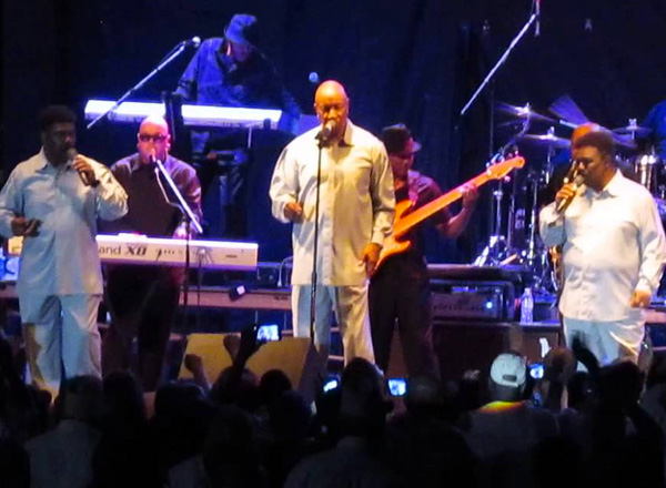 The Whispers, The Manhattans & Regina Belle at NYCB Theatre at Westbury