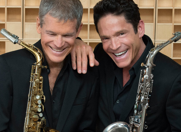 Dave Koz & David Sanborn at NYCB Theatre at Westbury