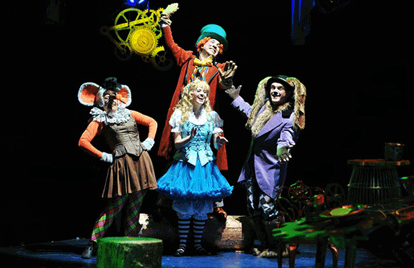 Alice In Wonderland at NYCB Theatre at Westbury