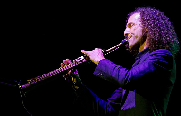 Kenny G at NYCB Theatre at Westbury