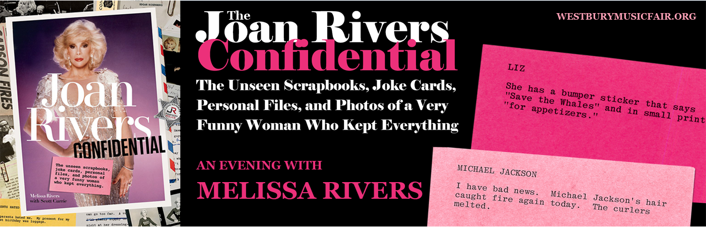 Melissa Rivers The Joan Confidential