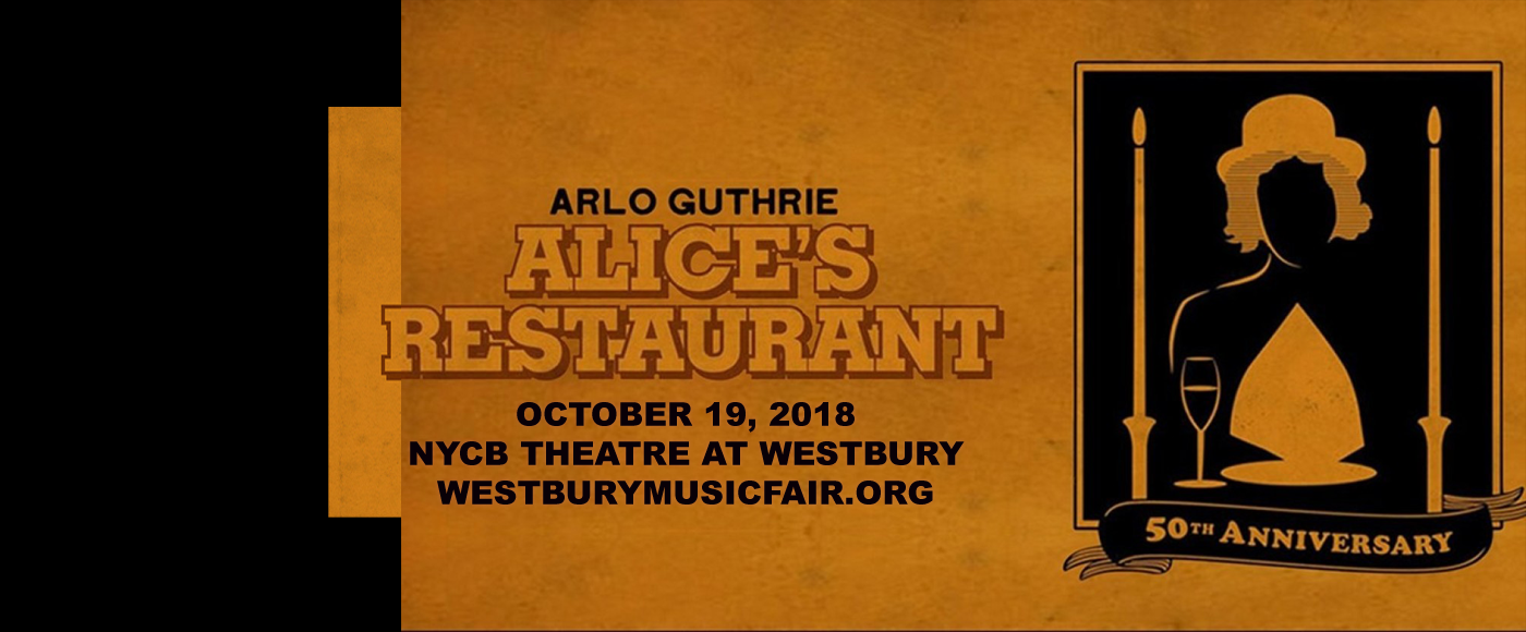 Arlo Guthrie at NYCB Theatre at Westbury