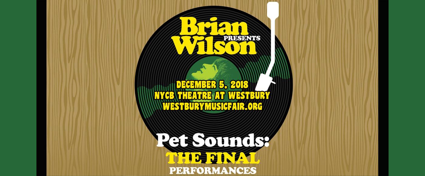 Brian Wilson at NYCB Theatre at Westbury