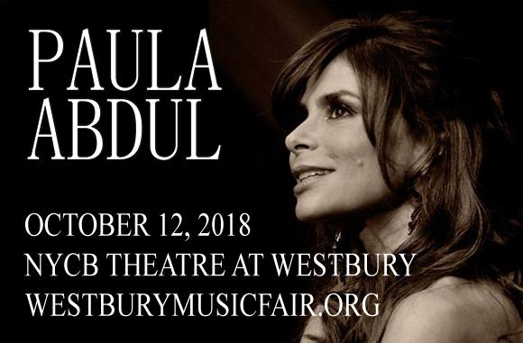 Paula Abdul at NYCB Theatre at Westbury