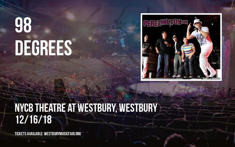 98 Degrees at NYCB Theatre at Westbury