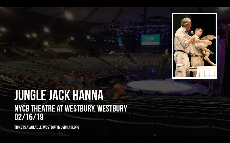 Jungle Jack Hanna at NYCB Theatre at Westbury