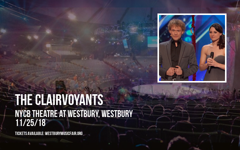 The Clairvoyants at NYCB Theatre at Westbury