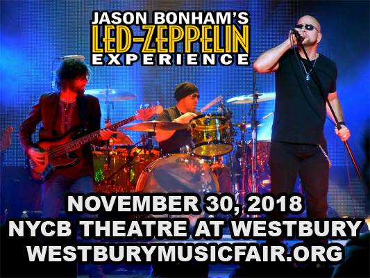 Jason Bonham at NYCB Theatre at Westbury
