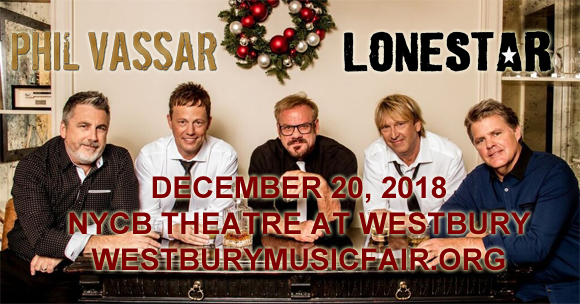 Phil Vassar & Lonestar at NYCB Theatre at Westbury