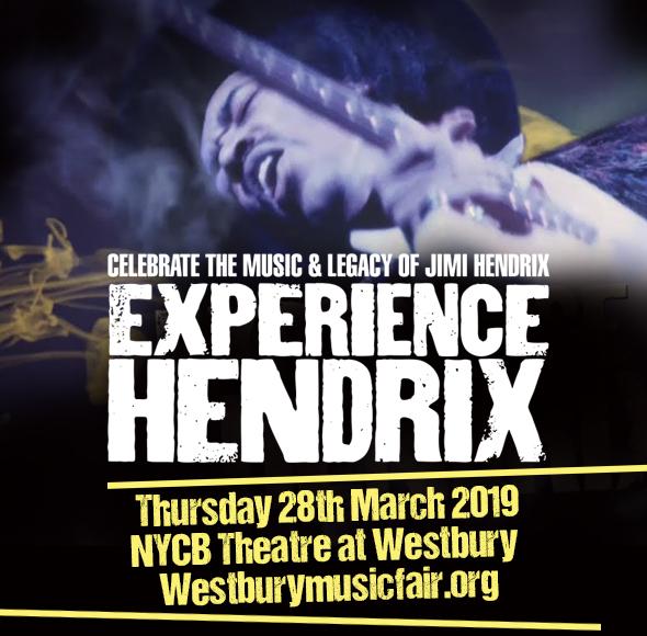 Experience Hendrix at NYCB Theatre at Westbury
