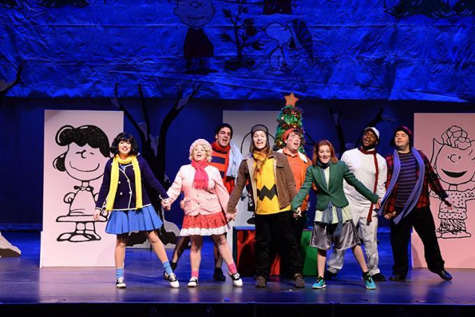 A Charlie Brown Christmas at NYCB Theatre at Westbury
