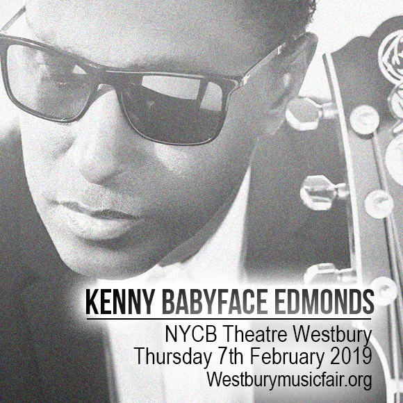 Kenny Babyface Edmonds at NYCB Theatre at Westbury