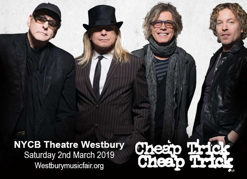 Cheap Trick at NYCB Theatre at Westbury