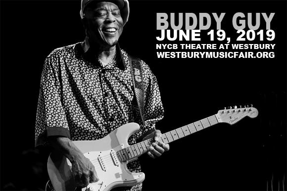 Buddy Guy & Kenny Wayne Shepherd Band at NYCB Theatre at Westbury