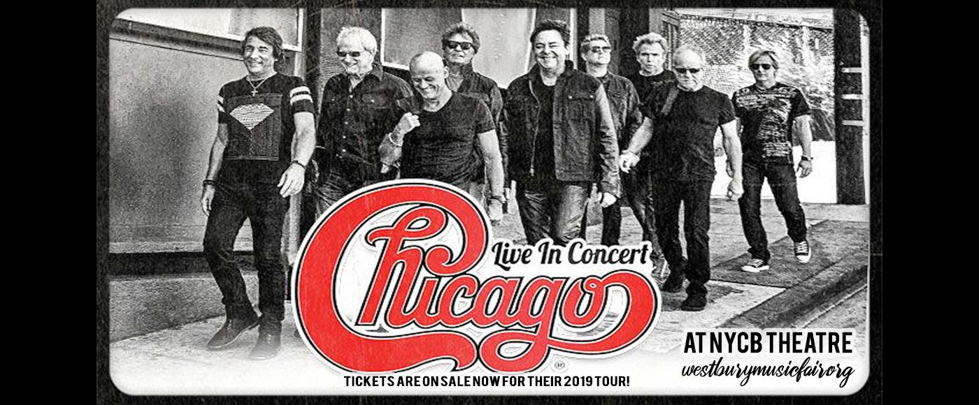 Chicago - The Band at NYCB Theatre at Westbury