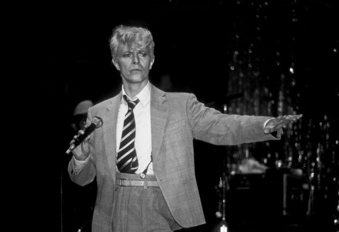 David Bowie at NYCB Theatre at Westbury