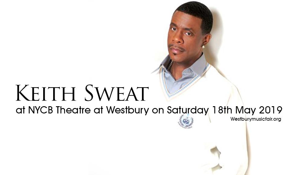 Keith Sweat at NYCB Theatre at Westbury